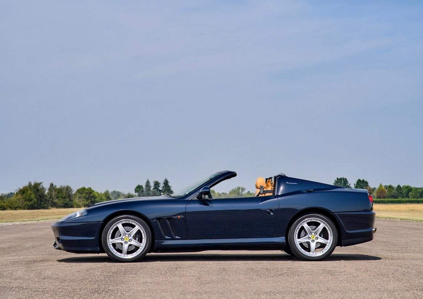 Le Monde Edmond Ferrari 575m Superamerica